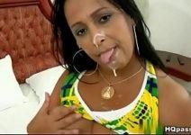 Cuzinho gostoso da rabuda adorando fazer sexo anal amador