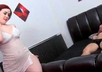 Clube da punheta gordinha ruiva metendo com marmanjo em video porno hd