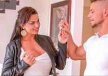 Filmes pornos de gostosa peituda sensualizando pro marmanjo sarado