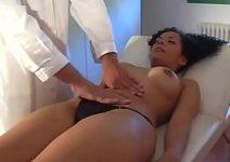 Comeu a tarada apos massagem erotica