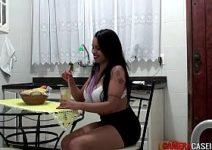 Video de masturbação da moreninha danada